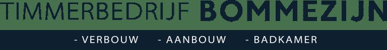 logo Timmerbedrijf Bommezijn