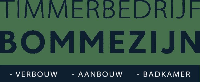 blok logo Timmerbedrijf Bommezijn